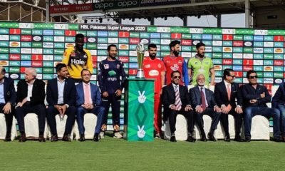 PSL 2021: Pick order for the first round