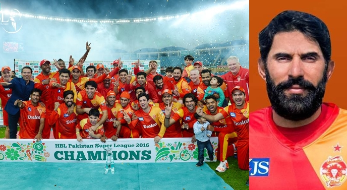 Here is why Islamabad United have parted ways with Misbah