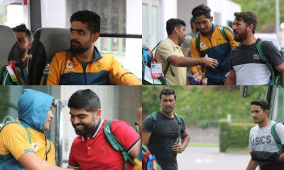 Pak vs NZ Tests: Watch pictures of Pakistan Cricket Team in Tauranga