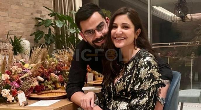 Here is how Kohli and Anushka celebrated New Year's Eve