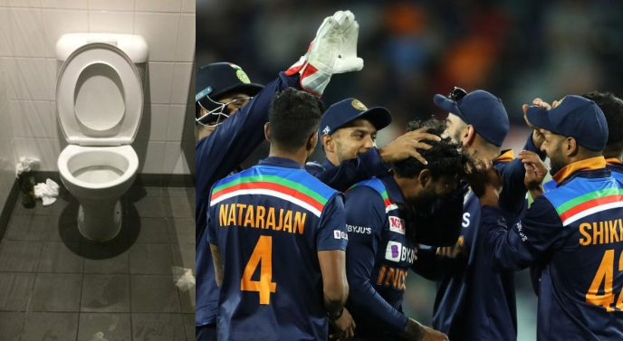Indian players to clean their own toilets at Brisbane