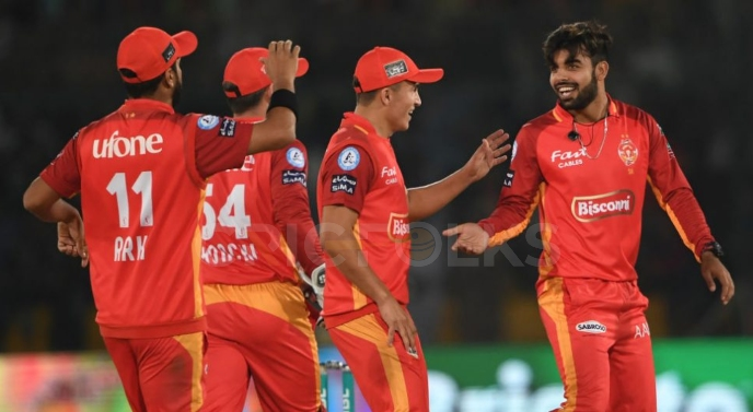 Islamabad United schedule for PSL 2021