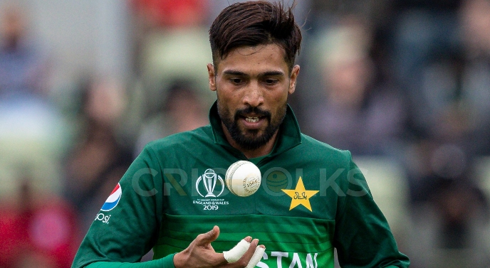 Mohammad Amir speaks once again on Misbah and Waqar