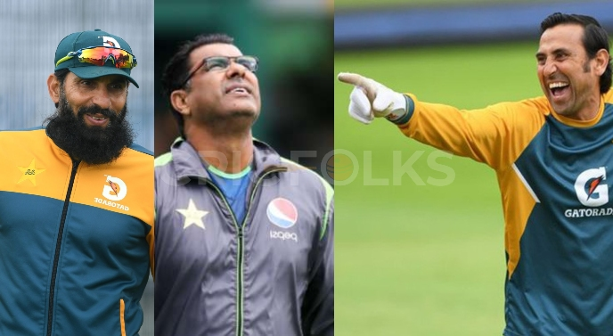Why Younis Khan isn't criticized along with Waqar, Misbah?