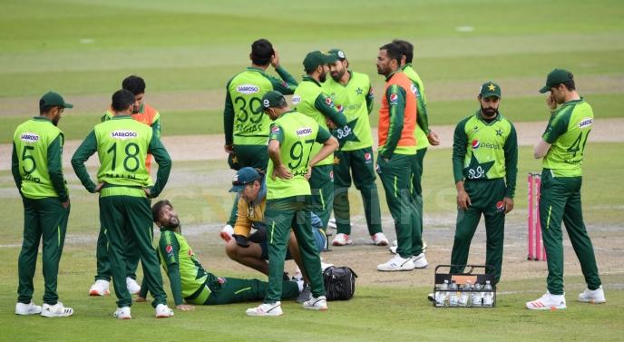 Pakistan test squad vs South Africa