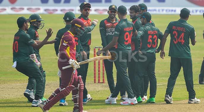 bangladesh west indies