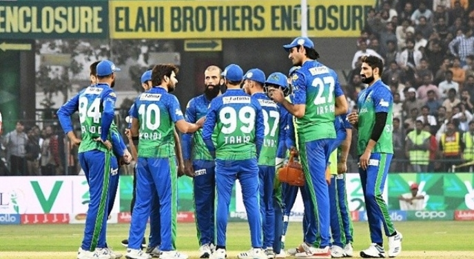 PSL 6: Here is the retention list of Multan Sultans