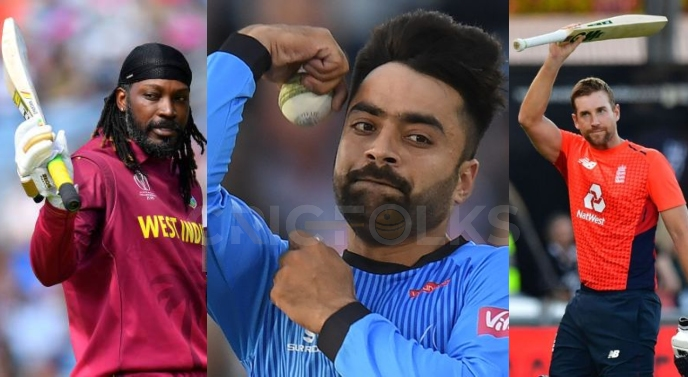 PSL 6 draft: Chris Gayle, Dawid Malan, and many more placed in the platinum category