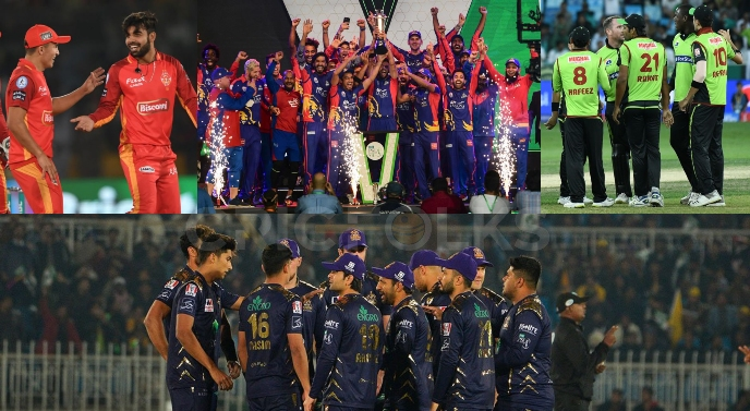 PSL 2021: Here is the list of retained players by all franchises