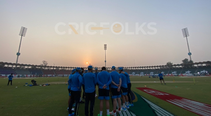 How was the safety in Pakistan? South Africa open up