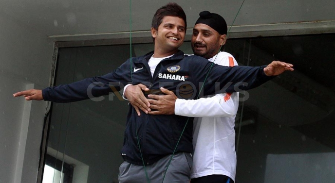 IPL 2021: Raina, Harbhajan no more on-field friends