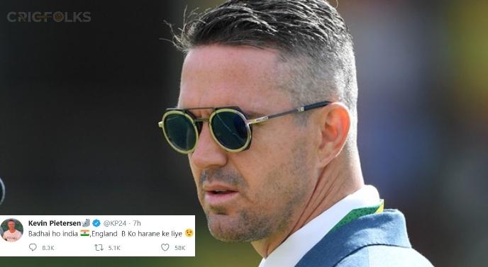Kevin Pieterson slammed by Indian fans