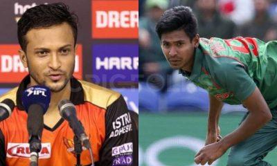 Mustafizur Rehman prioritises Bangladesh, Shakib Al Hasan chooses IPL rather