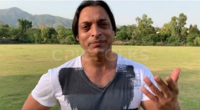 Shoaib Akhtar is still trending on Twitter, here is why