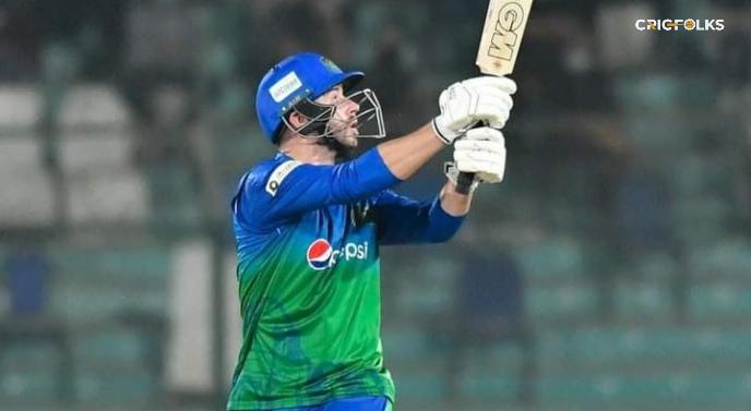 The leading T20 run-scorer of 2021