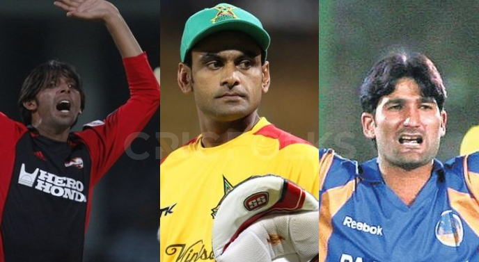 Which 11 Pakistanis have played IPL?