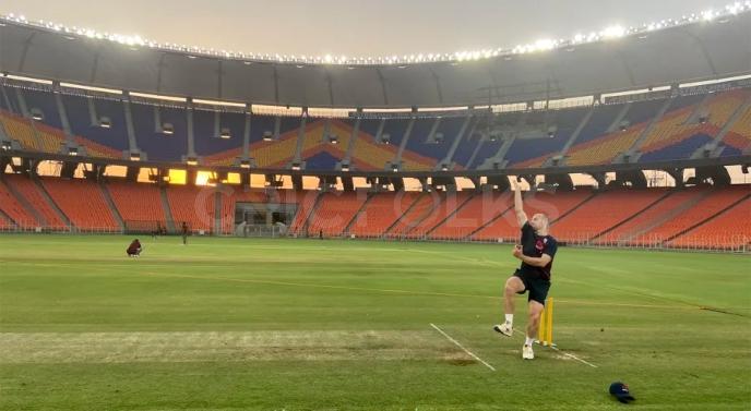 Have a look at Narendra Modi Stadium