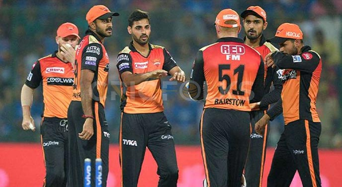 IPL Squad, Sunrisers Hyderabad