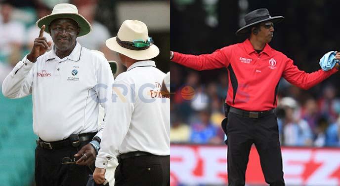 Umpire, decision