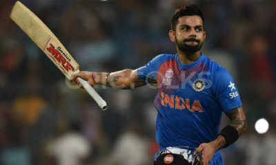 Virat Kohli to step down from T20I captaincy