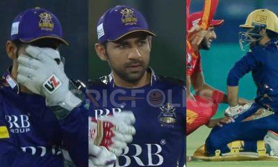 Quetta's defeats are not Sarfaraz's fault