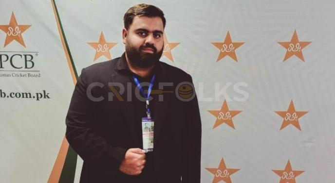 Shahzaib Ali - The best digital producer in Cricket Journalism