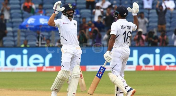 Ind vs SA: three-match Test series Result: India won, 3-0