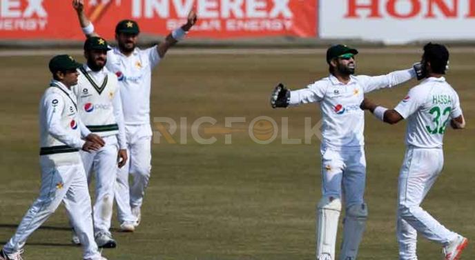 Pak vs SA: two-match Test series: Result: Pak won, 2-0