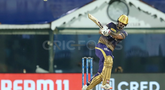 IPL 2021 Match 3 KKR vs SRH: Nitish Rana's sensible knock: