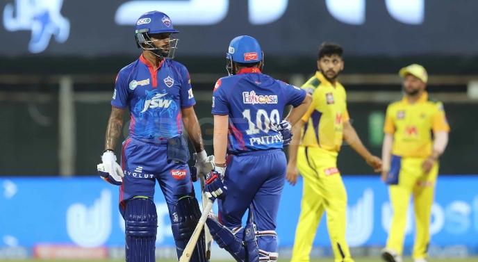 IPL 2021 Match 2 CSK vs DC: Shikar Dhawan's terrific knock with Prithvi's magical contribution: