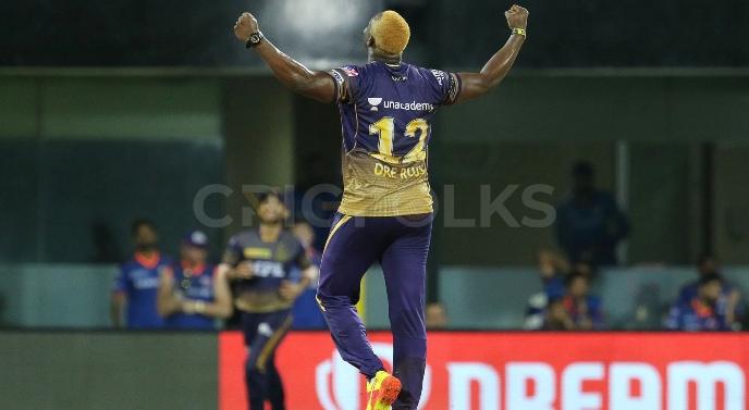 IPL 2021 Match 5 MI vs KKR: Andre Russell 5-wicket-haul:
