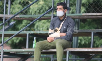 What happened to Sikandar Raza, a Zimbabwean cricketer