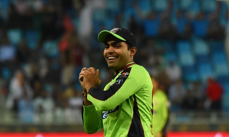 PSL 6: What Umar Akmal did to play cricket again?