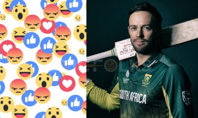 Here is how fans react to De Villiers retirement