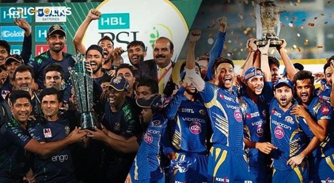 UAE shows nepotism between IPL and PSL, here is how