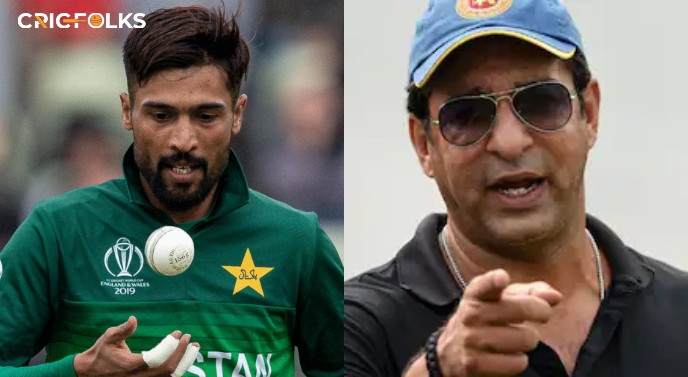 Wasim Akram reveals a big thing about Mohammad Amir