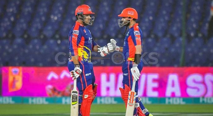 Best batsmen of the HBL PSL 6