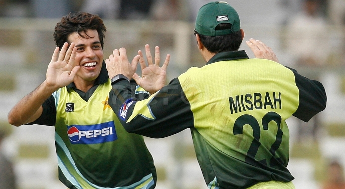Mansoor Amjad - Another Pakistani cricketer wasted