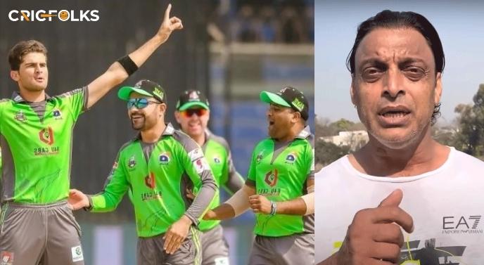 Shoaib Akhtar wants to buy and rename Lahore Qalandars' franchise
