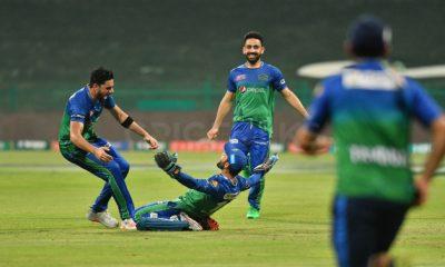 Sultans win the race, Zalmi fail the mace