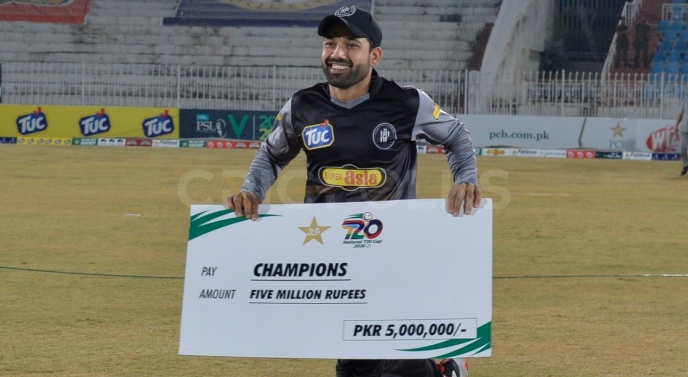 National T20 Cup Final: Rizwan wins the contest for Southern