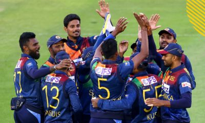 Watch: Sri Lanka cricketers roam in streets after being suspended for breaching bio-bubble