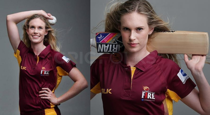 Holly Ferling: One of the Most beautiful women cricketers in the world