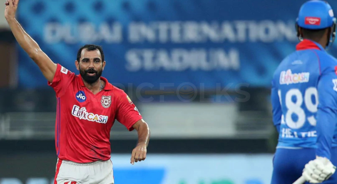 Mohammad Shami, one of the Indian Players who earn more money from their central contracts than IPL