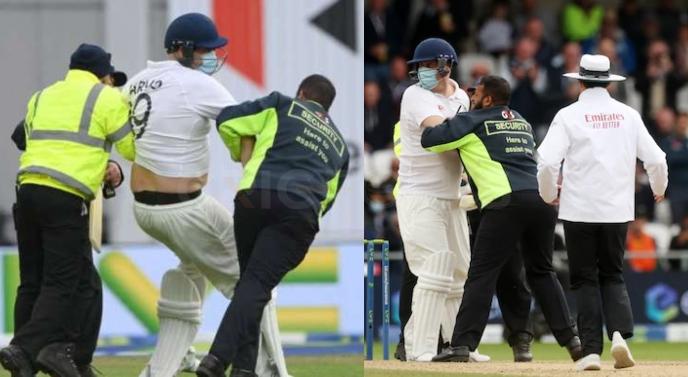 India vs England: Who is Jarvo 69?