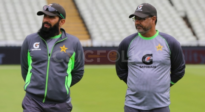 Changing coaches will not change problems, says Misbah ul Haq