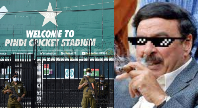 More security than their army gives, Sheikh Rasheed