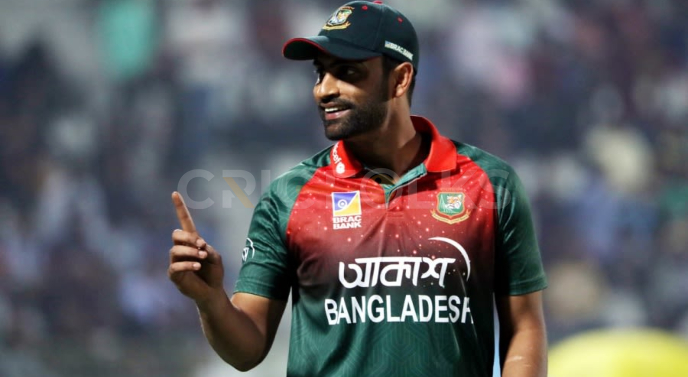 T20 World Cup: Tamim Iqbal out of Bangladesh squad