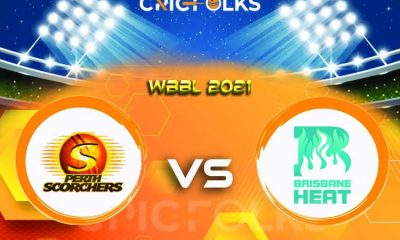 BH-W vs PS-W Live Score, Women's Big Bash League 2021 Live Score Updates, Here we are providing to our visitors BH-W vs PS-W Live Scorecard Today Match in......