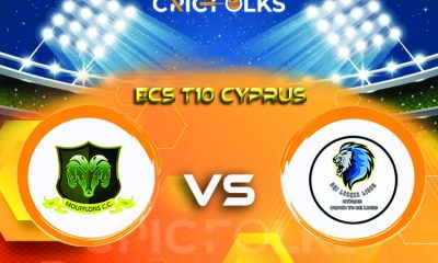 CYM vs SLL Live Score, ECS T10 Cyprus 2021 Live Score Updates, Here we are providing to our visitors CYM vs SLL Live Scorecard Today Match in our official site.